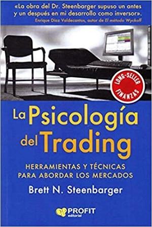 portada de la psicología del trading