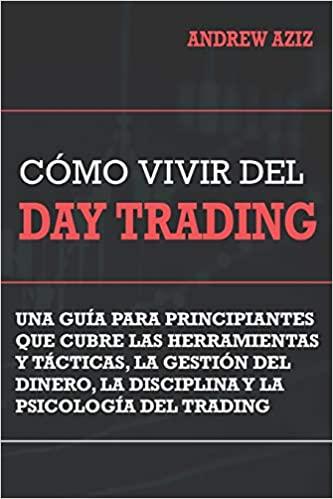 portada libro como vivir del day trading