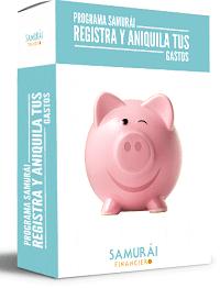 programa registra y aniquila tus gastos